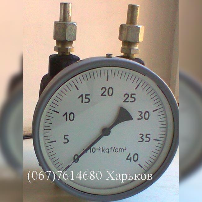 Дифманометр сильфонный ДСП 160 М1