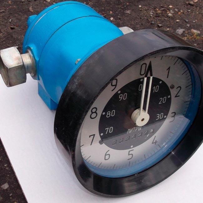 Счетчик топлива ППО-25 1,6 СУ