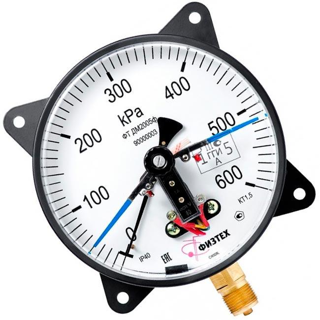 manometr-elektrokontaktnii-DM2005f