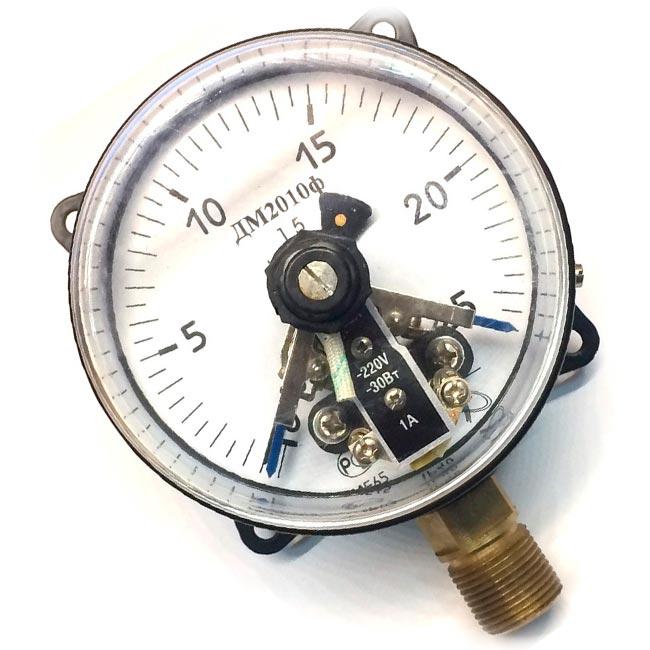 manometr-elektrokontaktnii-DM2010f