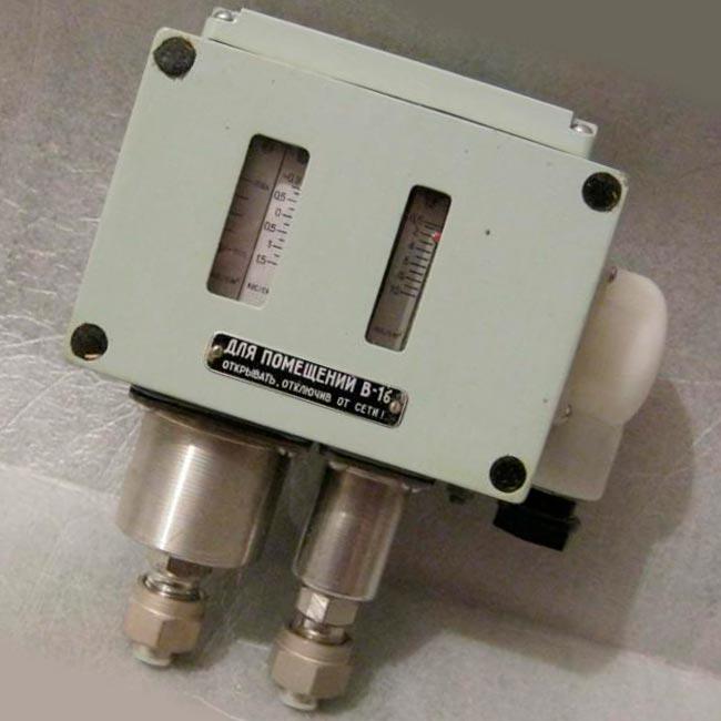 Датчик-реле давления Д220-12, Д220Р-11 , Д220А-12, Д220АР-12, Д220А-13, Д220АР-13