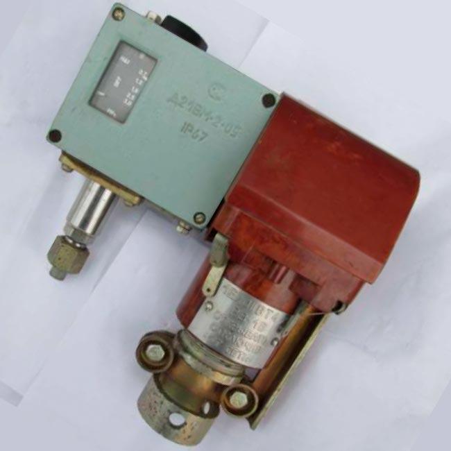 Датчики-реле разности давлений Д231ВМ
