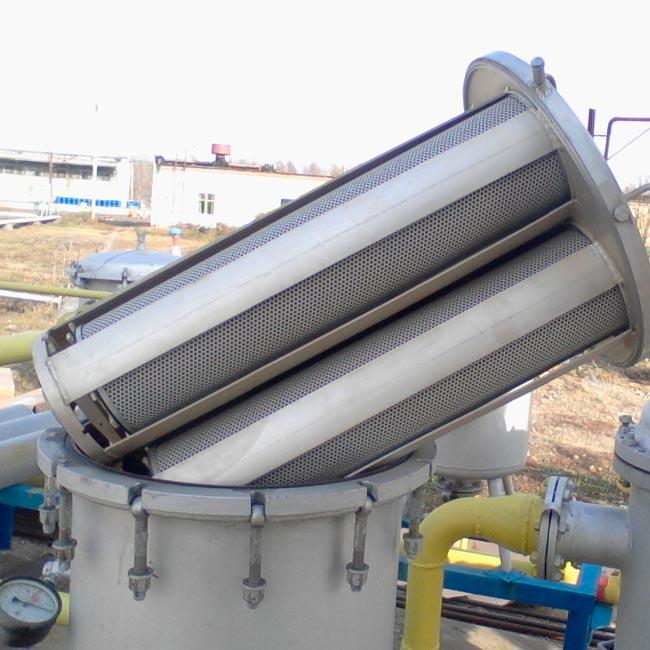 Фильтр-сепаратор СТ-500-2М