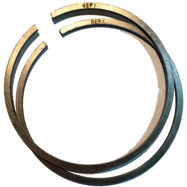 Кольцо поршневое компрессионное 172.04.102