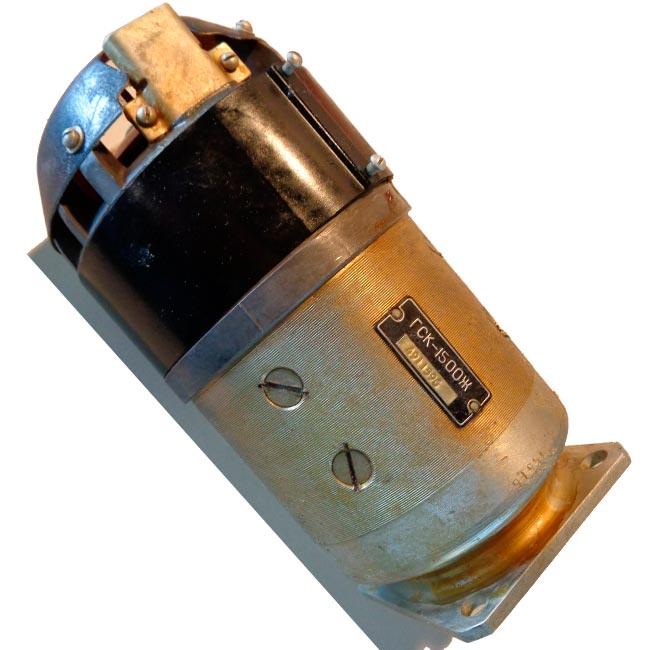 Зарядный генератор ГСК-1500Ж