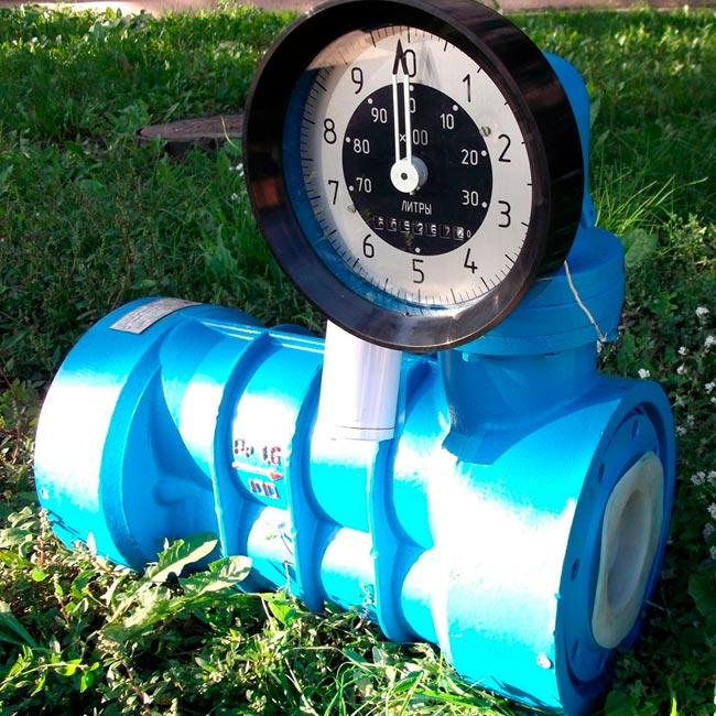 Счетчик жидкости ППВ-100 1,6 СУ
