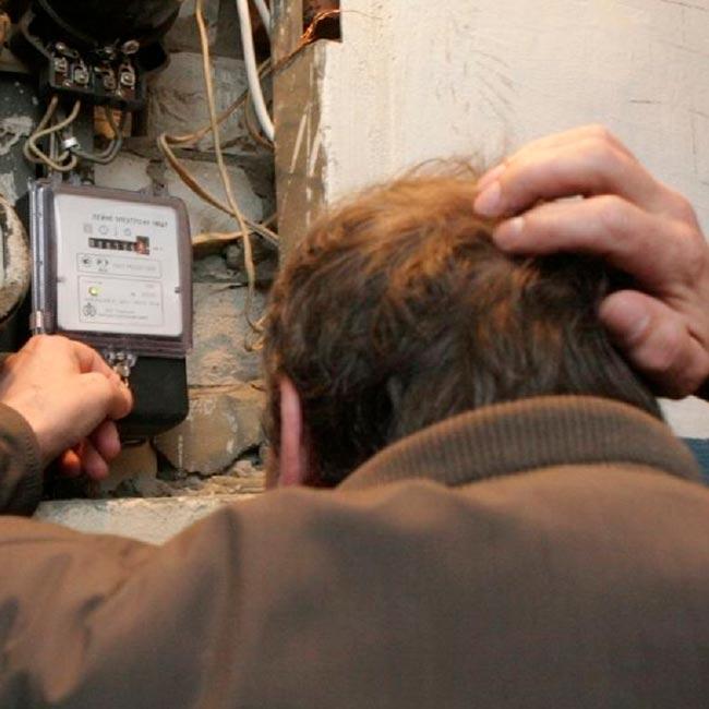 Вмешательство в работу электросчетчика