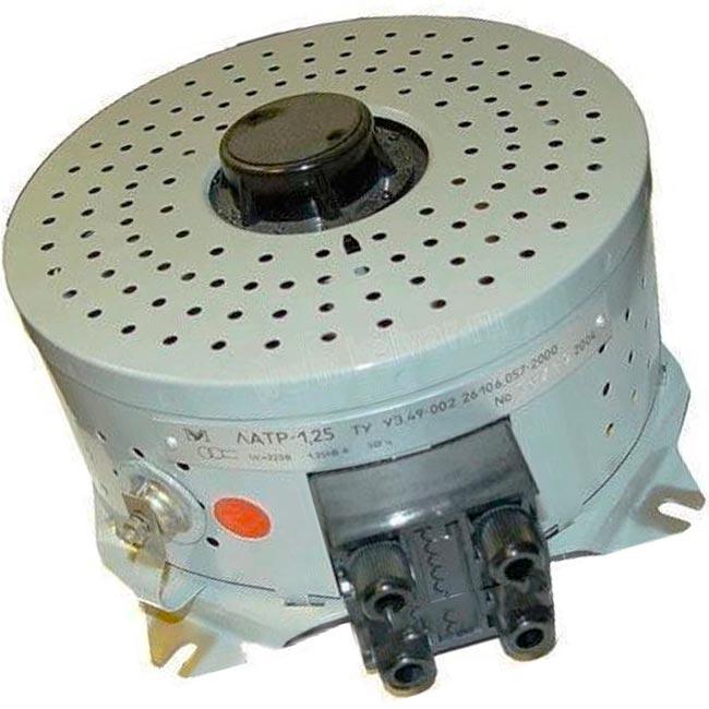 Автотрансформатор ЛАТР-1,25; ЛАТР-2,5; ЛАТР-1,25И; ЛАТР-2,5И