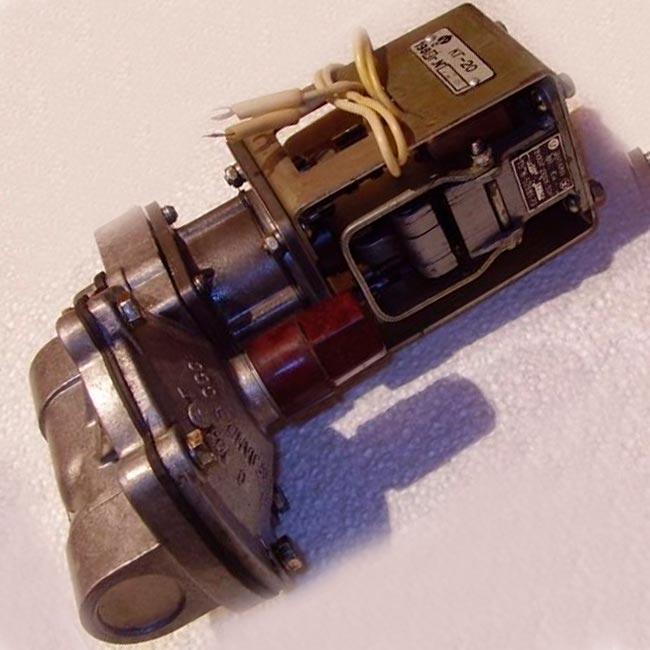 Клапан электромагнитный газовый КГ-10, КГ-20, КГ-40, КГ-70