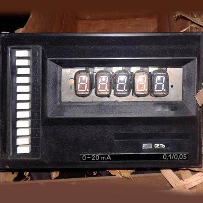 Приборы цифровые универсальные А-565; А-650М и А-683М