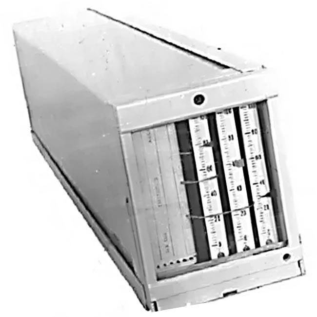 Приборы регистрирующие А-542М и А-543М