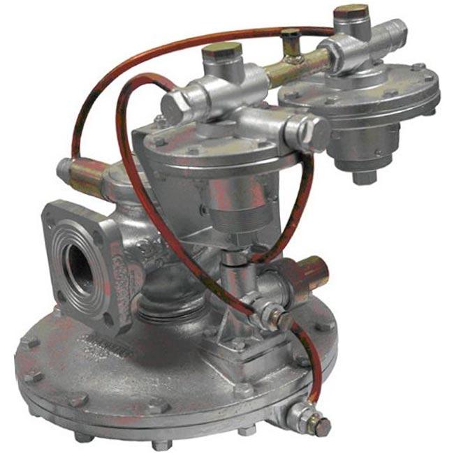 Регулятор давления газа РДБК 1-50Н (В) и РДБК 1-100Н (В)