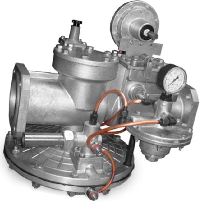 Регуляторы давления газа РДГ-80Н (НМ) и РДГ-80В (ВМ)