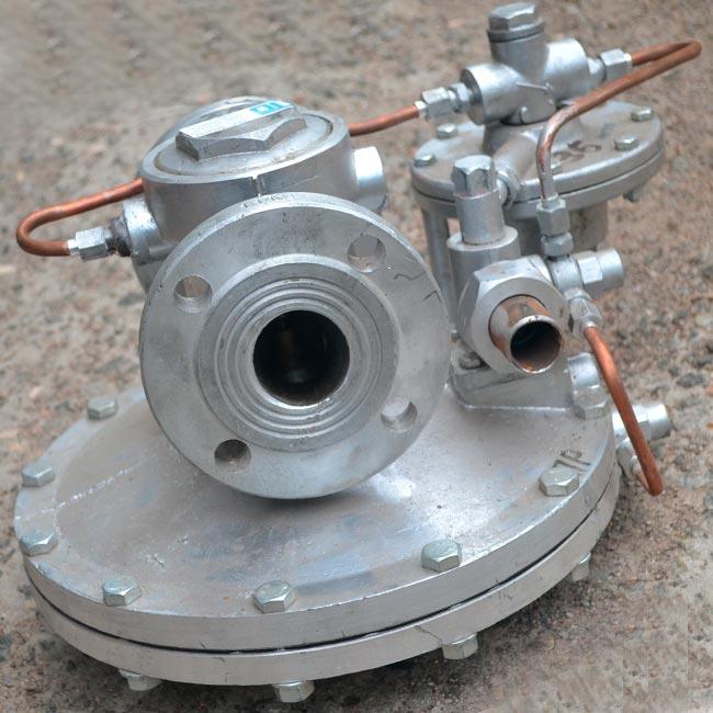 Регуляторы давления газа РДУК-50, РДУК-100 и РДУК-200