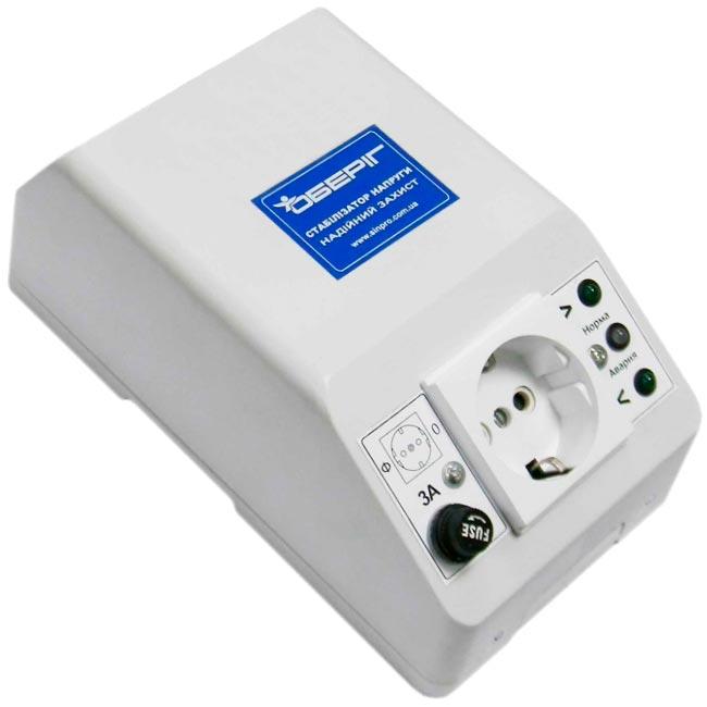 Стабилизатор напряжения Оберіг SinPro СН-300; СН-400; СН-750; СН-4000