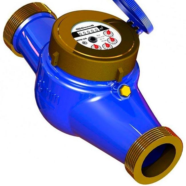 Счетчики воды MTK 40