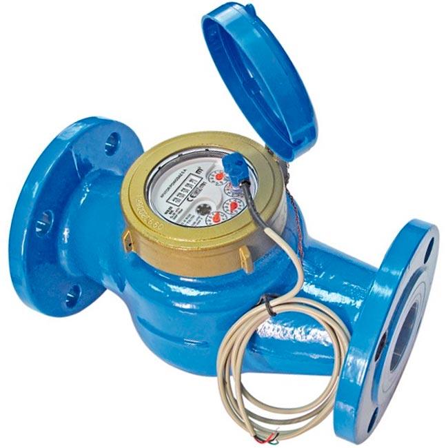 Счетчики воды WS